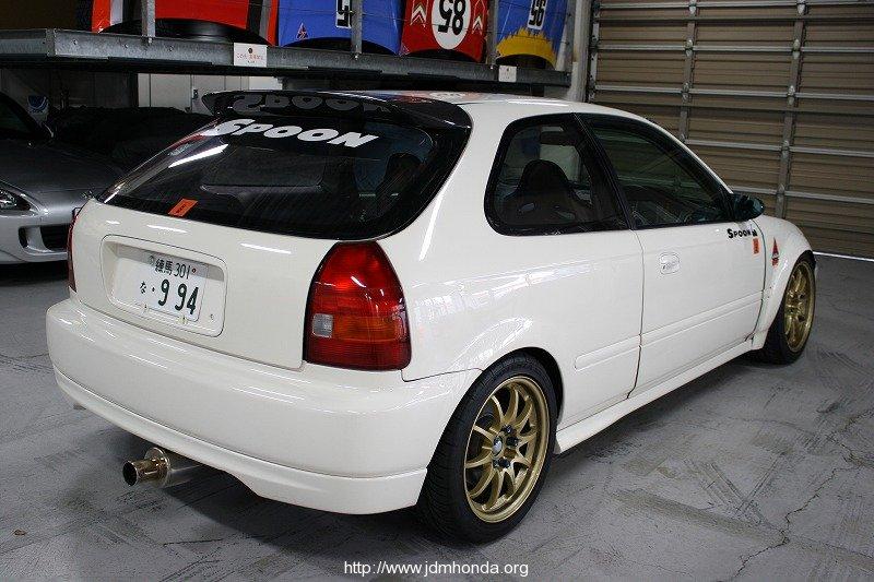 Honda S2000 Carbon Fiber Hood Tags: civic ek9 , k20a ek9 , spoon ek9