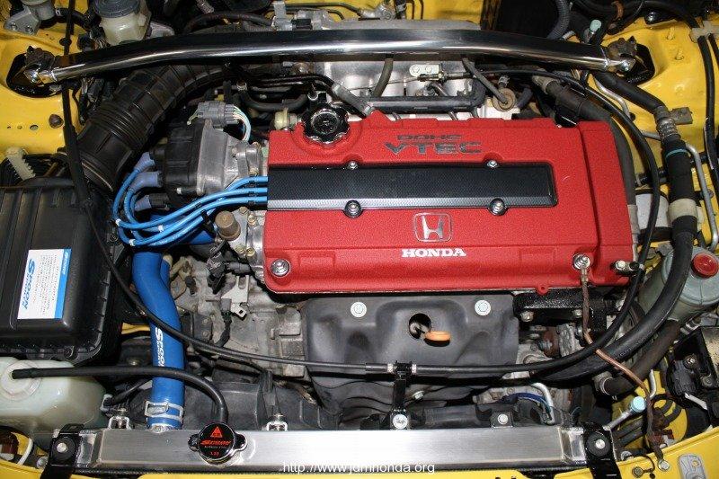 Spoon Exhaust Integra Spoon-dc2-honda-integra-type-r