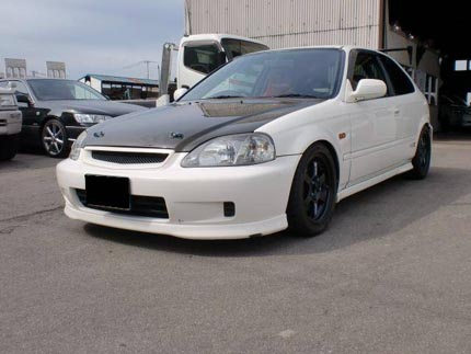 EK9 Honda Civic Type R
