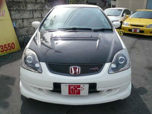JDM Mugen EP3 Honda Civic Type R