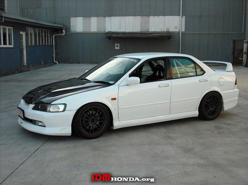1998 Honda Accord Sir T