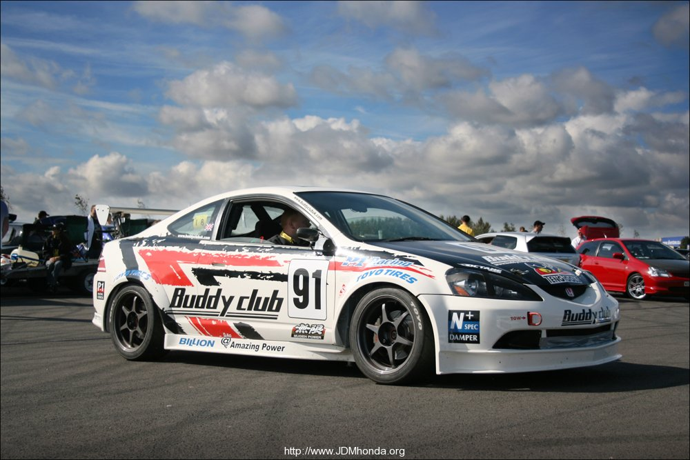 Acura Rsx Race Car