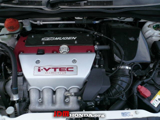 Mugen Ep3 Civic Type R
