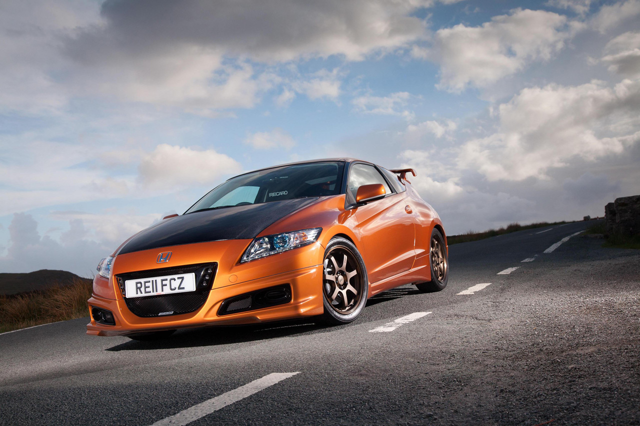 Performance of the CR-Z Mugen