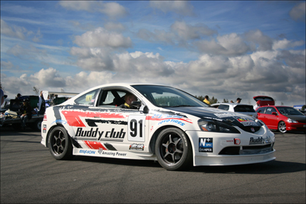 jdm buddy club dc5 honda integra type r - main