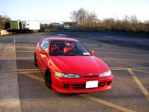 milano red dc2 integra type r 00